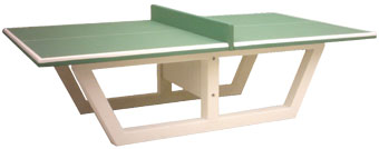 Mobilier ext rieur pour collectivit s sas sodifrex le for Table de ping pong exterieur pour collectivite